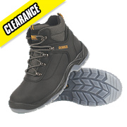 DEWALT LASER TRAINER BOOT BLACK SIZE 11