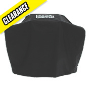 Swiss Grill Z2-650 Zurich Barbecue Cover Black