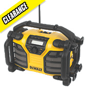DeWalt XR DCR016-GB Site Radio 240V