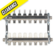 JG Speedfit 8 Port Manifold Set