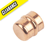 Solder Ring Stop Ends 10mm Pack of 10