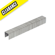 Tacwise Light Duty Staples Galvanised 12 x 11.35mm Pack of 5000