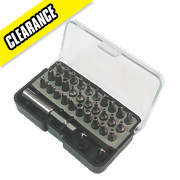 Security HSS Bit Set 33Pcs