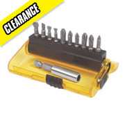 DeWalt DT7915-QZ Screwdriver Bit Set 11Pcs