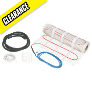 Philex Underfloor Heating Mat Kit 2m²