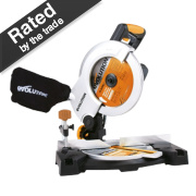 Evolution RAGE3B2102 210mm Compound Mitre Saw 230V