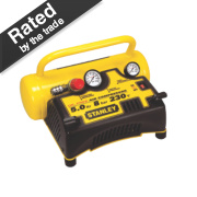 Stanley DN/8/5 4.5Ltr Portable Air Compressor 240V