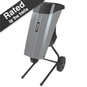 Titan TTB353SHR 2500W 80kg/hr Electric Garden Shredder 230-240V