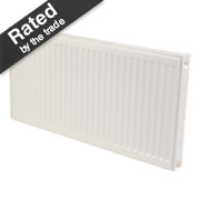 Kudox Premium Type 11 Single Panel Single Convector Radiator White 500x1200