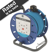 Masterplug Cable Reel 4G 240V 45m