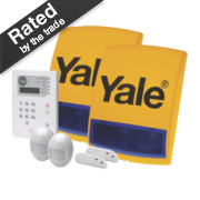 Yale HSA6400 Wireless 4-Room Alarm Kit