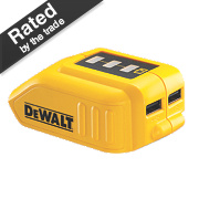 DeWalt DCB090-XJ USB Charging XR Battery Adaptor