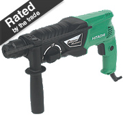 Hitachi DH24PX/J1 2kg SDS Plus Hammer Drill 230V