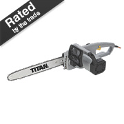Titan TTB355CHN 40.5cm 2000W Electric Chainsaw 230V