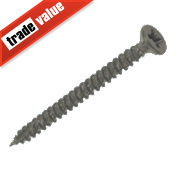 TurboGold XT Double Flat Head XT Screws 4 x 50mm Pack of 200