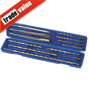 SDS Plus Drill Bit Combi Set 12Pc