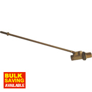 Float Valve Brass ½