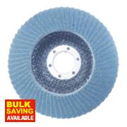 Zirconium Flap Disc 115mm 120 Grit