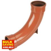 87.5° Double Socket Rest Bend