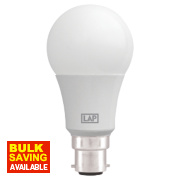 LAP LED LED Lamp White BC 10W