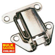 Toggle Cabinet Catch Nickel-Plated 45mm Pack of 10