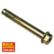 Easyfix Sleeve Anchor 10 x 75mm M8 10 Pack