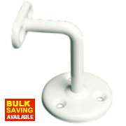 Handrail Bracket White 65mm