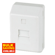 Compact Telephone Extension Socket