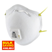3M 8312 Cup-Valved Respirators FFP1 Pack of 10