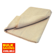 No Nonsense Cotton Twill Dust Sheet 6' x 3'