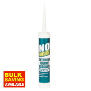 No Nonsense Exterior Frame Sealant White 310ml