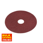 Alox Fibre Disc 115mm 36 Grit Pack of 10