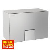 Franke Rodan Touch-Free Hand Dryer Satin Chrome 2.2kW