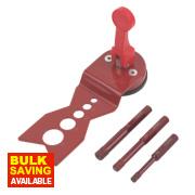 Marcrist Dry Tile Drill Kit 4Pcs