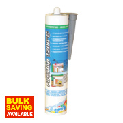 Mapei Mapeflex Firestop 1200°C High Temperature Sealant Grey 300ml