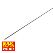 A2 Stainless Steel Threaded Rods M8 x 1000mm Pack of 5