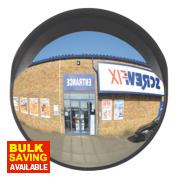 Smith & Locke Convex Wall Mirror 450mm