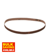 Cloth Sanding Belts 10 x 533mm 60 Grit Pack of 5