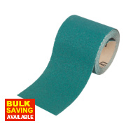 Oakey Liberty Green Sanding Roll 115mm x 5m 40 Grit