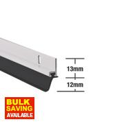 Stormguard Heavy Duty Around Door Strips White 1.03m Pack of 5