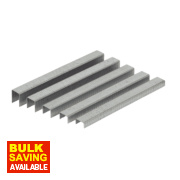 Tacwise Heavy Duty Staples Pack Galvanised 4400 Piece Set