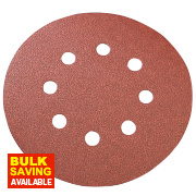 Sanding Disc 115mm 80 Grit Pack of 10