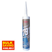 Dow Corning 791 Weatherproofing Silicone Sealant White 310ml