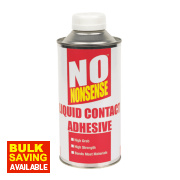 No Nonsense Contact Adhesive Beige 1Ltr