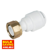FloPlast Flo-Fit Tap Connector 22mm x ¾