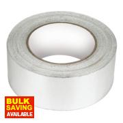 Aluminium Foil Tape Silver / Aluminium 50mm x 45m