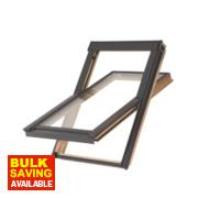Tyrem Centre-Pivot Roof Window Clear 550 x 780mm