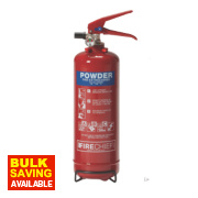 Firechief Dry Powder Fire Extinguisher 2kg