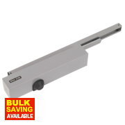 Briton 2130BT Overhead Door Closer Silver