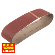 Cloth Sanding Belt 100 x 915mm 80 Grit